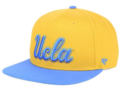 UCLA Bruins '47 NCAA Sure Shot Snapback Cap
