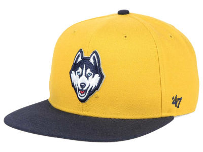 Connecticut Huskies '47 NCAA Sure Shot Snapback Cap