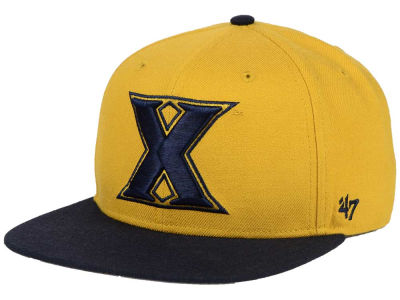 Xavier Musketeers '47 NCAA Sure Shot Snapback Cap