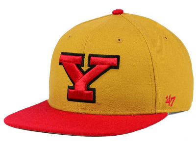 Youngstown State Penguins '47 NCAA Sure Shot Snapback Cap
