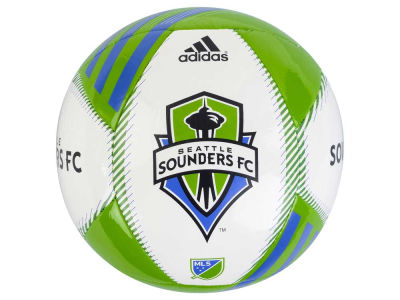 Seattle Sounders FC MLS Team Soccer Ball
