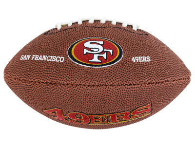 San Francisco 49ers Mini Soft Touch Football