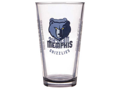Memphis Grizzlies Elite Pint Glass
