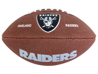 Oakland Raiders Mini Soft Touch Football