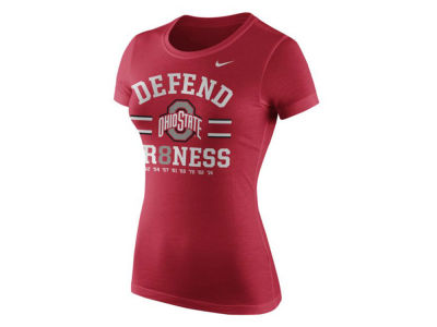 Ohio State Buckeyes Nike NCAA Women's 2015 Fan T-Shirt