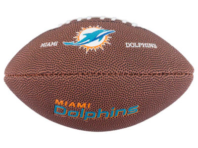 Miami Dolphins Wilson Mini Soft Touch Football