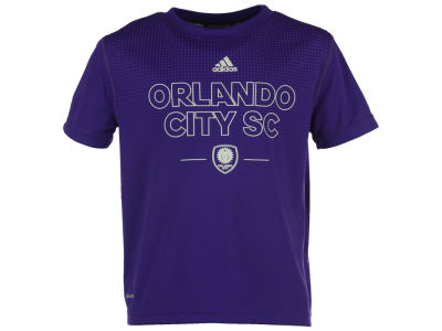 Orlando City SC adidas MLS Kids Club Authentic T-Shirt