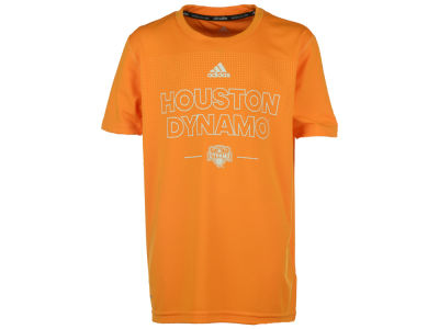 Houston Dynamo adidas MLS Youth Club Authentic T-Shirt