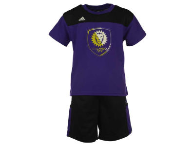Orlando City SC MLS Toddler Ultimate T-Shirt and Short Set
