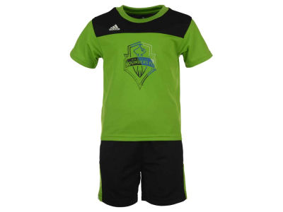 Seattle Sounders FC adidas MLS Toddler Ultimate T-Shirt and Short Set