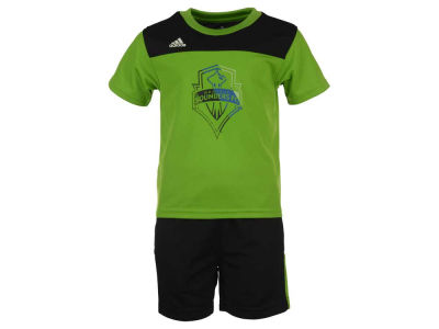 Seattle Sounders FC adidas MLS Youth Ultimate T-Shirt and Short Set