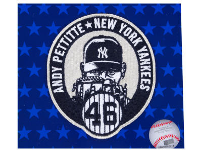 New York Yankees Andy Pettitte Patch-Event