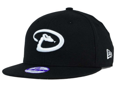 Arizona Diamondbacks New Era MLB Youth B-Dub 9FIFTY Snapback Cap