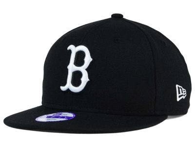 Boston Red Sox New Era MLB Youth B-Dub 9FIFTY Snapback Cap
