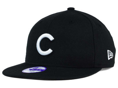 Chicago Cubs New Era MLB Youth B-Dub 9FIFTY Snapback Cap