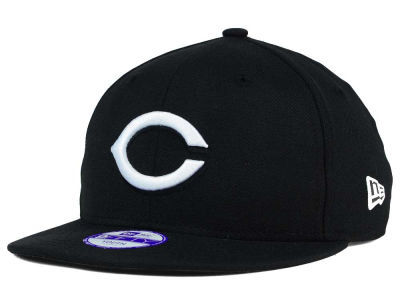 Cincinnati Reds New Era MLB Youth B-Dub 9FIFTY Snapback Cap