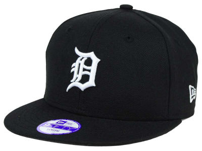 Detroit Tigers New Era MLB Youth B-Dub 9FIFTY Snapback Cap