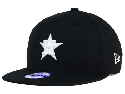 Houston Astros New Era MLB Youth B-Dub 9FIFTY Snapback Cap