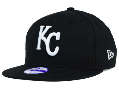 Kansas City Royals New Era MLB Youth B-Dub 9FIFTY Snapback Cap