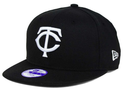 Minnesota Twins New Era MLB Youth B-Dub 9FIFTY Snapback Cap
