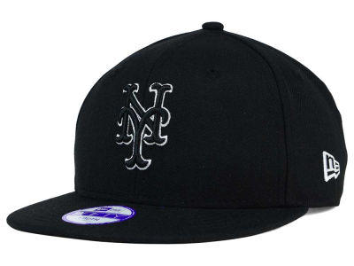 New York Mets New Era MLB Youth B-Dub 9FIFTY Snapback Cap