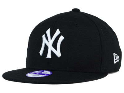 New York Yankees New Era MLB Youth B-Dub 9FIFTY Snapback Cap