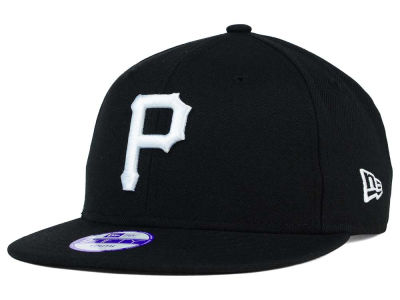 Pittsburgh Pirates New Era MLB Youth B-Dub 9FIFTY Snapback Cap