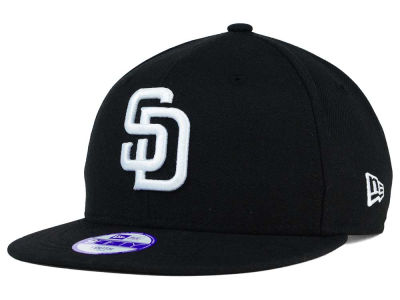San Diego Padres New Era MLB Youth B-Dub 9FIFTY Snapback Cap
