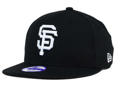 San Francisco Giants New Era MLB Youth B-Dub 9FIFTY Snapback Cap