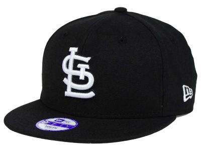 St. Louis Cardinals New Era MLB Youth B-Dub 9FIFTY Snapback Cap