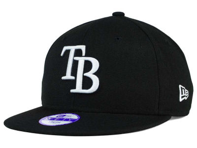 Tampa Bay Rays New Era MLB Youth B-Dub 9FIFTY Snapback Cap