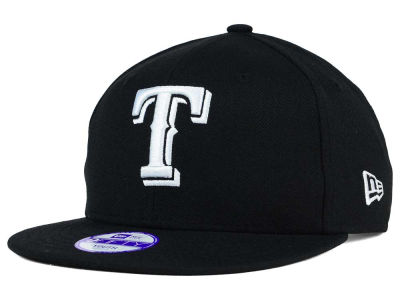 Texas Rangers New Era MLB Youth B-Dub 9FIFTY Snapback Cap