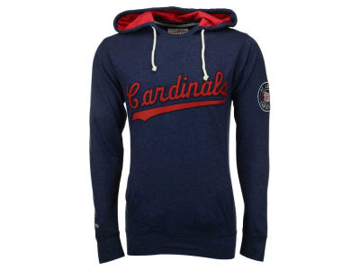 St. Louis Cardinals MLB Men's Away Team Hooded Long Sleeve T-Shirt