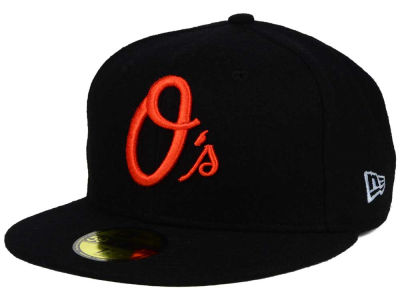 Baltimore Orioles New Era MLB Past Time 59FIFTY Cap