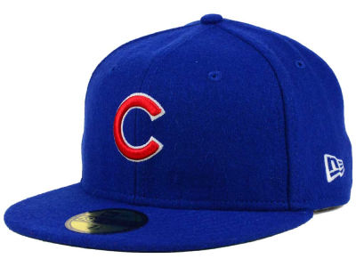 Chicago Cubs New Era MLB Past Time 59FIFTY Cap