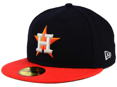 Houston Astros New Era MLB Past Time 59FIFTY Cap