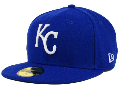 Kansas City Royals New Era MLB Past Time 59FIFTY Cap