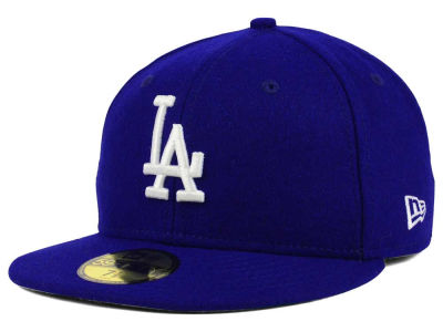 Los Angeles Dodgers New Era MLB Past Time 59FIFTY Cap