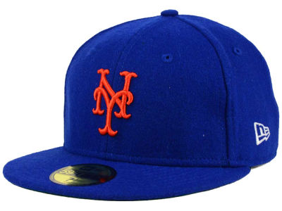 New York Mets New Era MLB Past Time 59FIFTY Cap