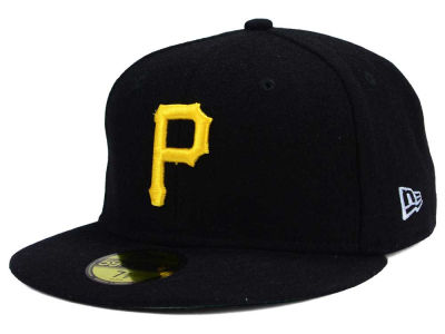 Pittsburgh Pirates New Era MLB Past Time 59FIFTY Cap