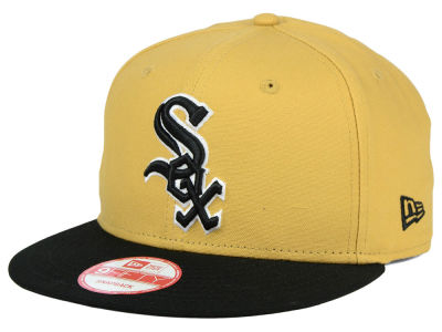 Chicago White Sox New Era MLB Classic Canvas 9FIFTY Snapback Cap