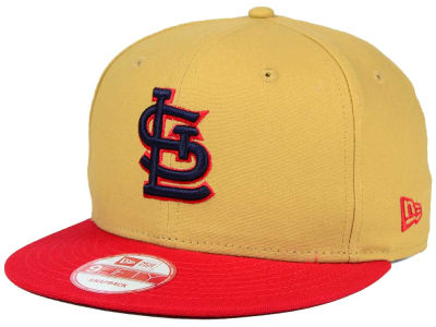 St. Louis Cardinals New Era MLB Classic Canvas 9FIFTY Snapback Cap