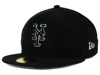 New York Mets New Era MLB Suede Out 59FIFTY Cap