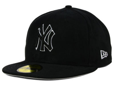 New York Yankees New Era MLB Suede Out 59FIFTY Cap