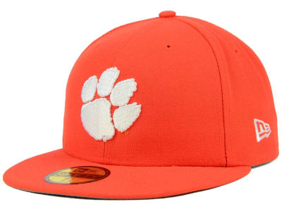 Clemson Tigers New Era NCAA AC 59FIFTY Cap