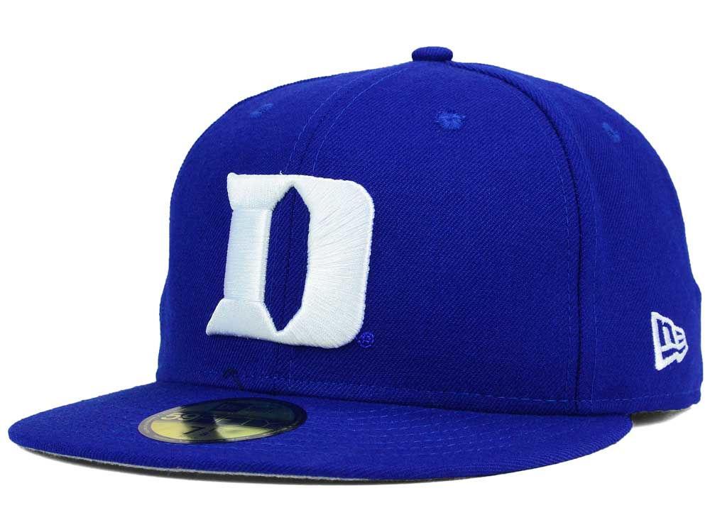 894a9e4131297 ... usa duke blue devils new era ncaa ac 59fifty cap lids c88fd 2e07b