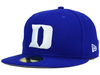 Duke Blue Devils New Era NCAA AC 59FIFTY Cap