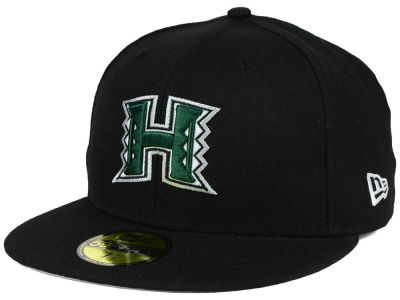 Hawaii Warriors New Era NCAA AC 59FIFTY Cap