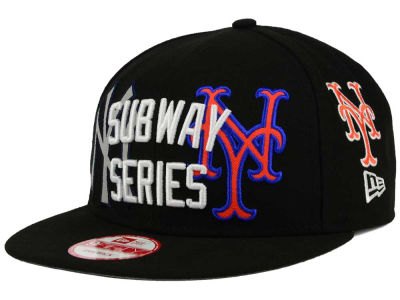 New York Mets New Era MLB NY Hometown Series 9FIFTY Snapback Cap