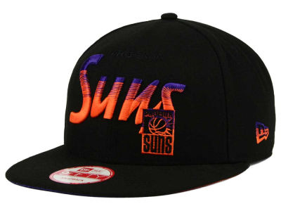 Phoenix Suns New Era NBA HWC Fade to Script 9FIFTY Snapback Cap